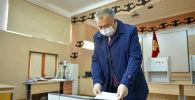 Премьер-министр Кубатбек Боронов добуш берди