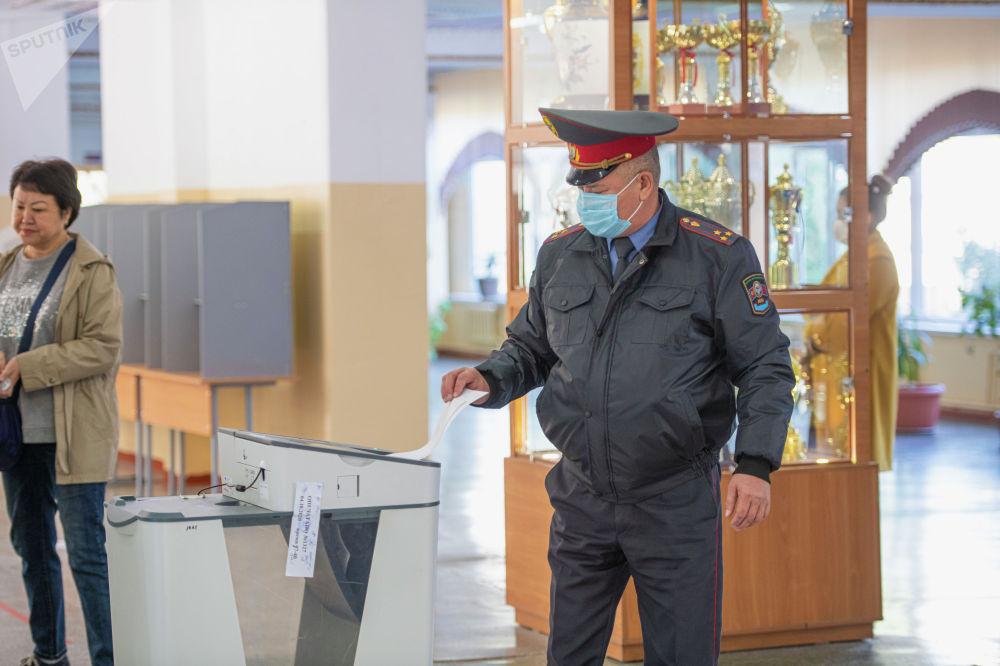 Жогорку Кеңештин шайлоосуна 277 эл аралык байкоочу жана 77 жарандык уюм мониторинг кылып жатканы айтылды