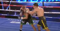 В Лас-Вегасе минувшей ночью состоялся боксерский турнир, в главном поединке которого сошлись экс-чемпион мира в первом полусреднем весе из Беларуси Иван Баранчик и американец Хосе Сапеде.