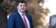 Кандидат в депутаты ЖК от партии Биримдик Акылбек Жамангулов