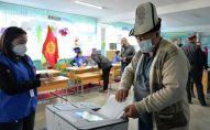 Голосование на выборах. Архивное фото