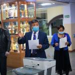 Кыргызстанда 4-октябрь күнү парламенттик шайлоо өттү