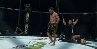 Российский боец MMA Магомед Бибулатов