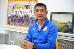 Кыргыз футбол союзунун машыктыруучулук билим берүү менеджери Мирлан Ишенов