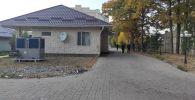 Дом бывшего президента Алмазбека Атамбаева в Кой-Таше. 10 октября 2020 года