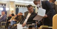 Премьер-министрлик кызматына бекитилген Садыр Жапаров