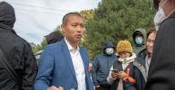 Ата Мекен партиясынын мүчөсү Тилек Токтогазиев