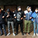 После столкновений 5-6 октября и захвата Белого дома милиция была деморализована. Город вышли охранять народные дружинники.