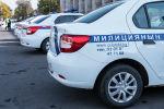 Служебный автомобиль милиции. Архивное фото