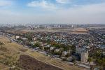 Вид с дрона на Бишкек. Архивное фото