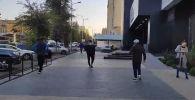 Что происходит в столице Кыргызстана после недели политических демонстраций смотрите в прямом эфире Sputnik Кыргызстан.