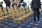 Кресла в госрезиденции Ала-Тоо. Архивное фото