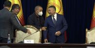 13-октябрь күнү Ала-Арча мамлекеттик резиденциясында Жогорку Кеңештин депутаттарынын кезексиз жыйыны өттү.