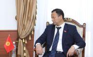 Министр иностранных дел Кыргызстана Руслан Казакбаев. Архивное фото