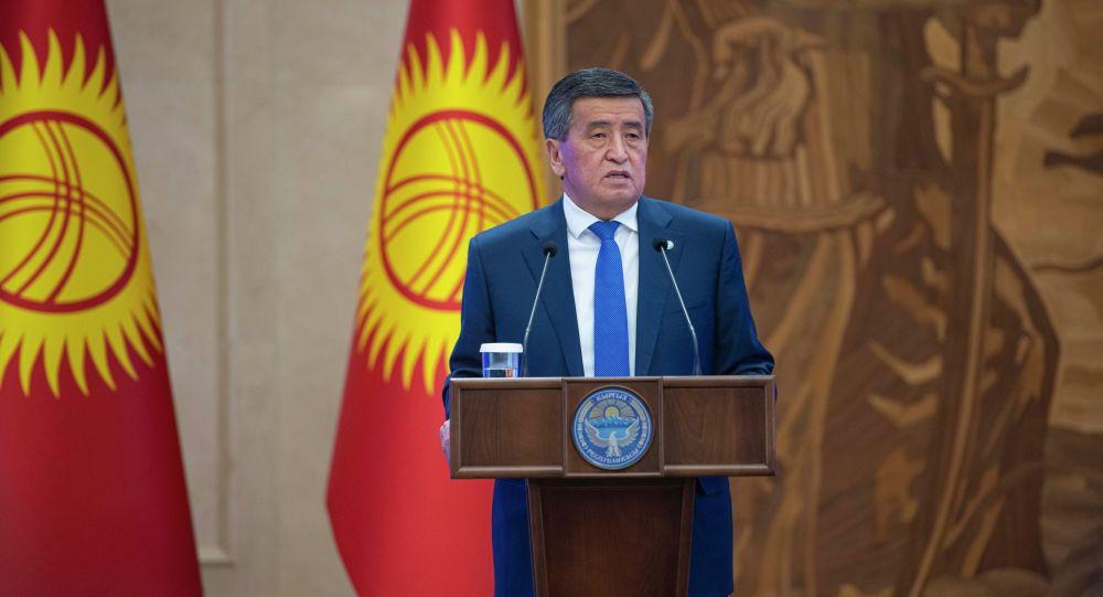 Экс-президент Кыргызстана Сооронбай Жээнбеков