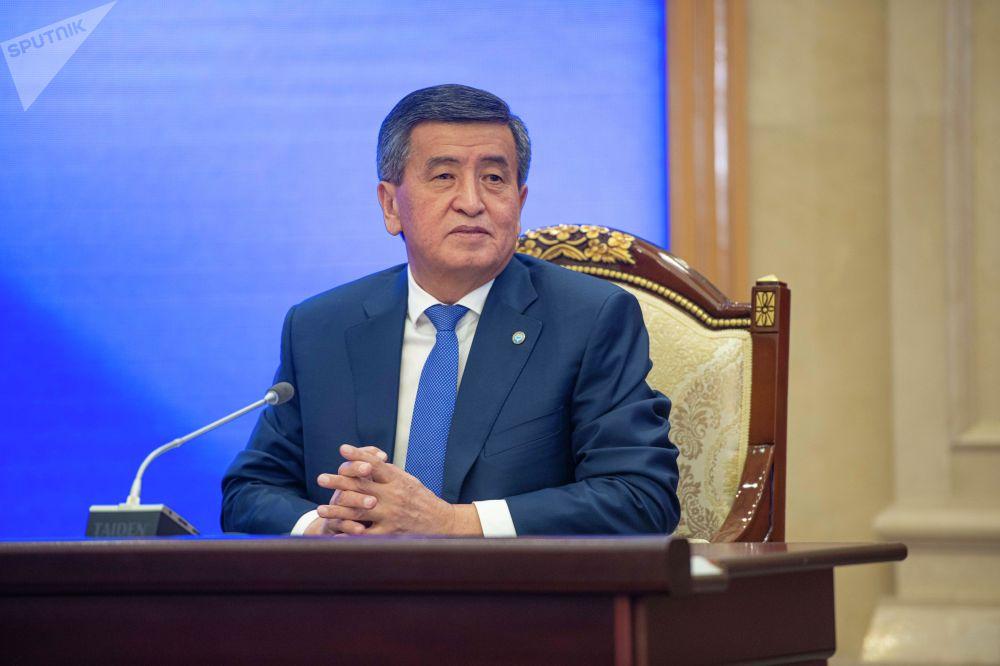 Жээнбеков Кыргызстандын эгемен тарыхындагы бешинчи президент. Ажо катары үч жыл иштеп кетти.
