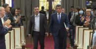 Как 16 октября развивались события в госрезиденции Ала-Арча, где Сооронбай Жээнбеков объявил о своей отставке, смотрите в видео Sputnik Кыргызстан.