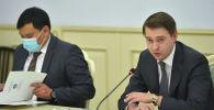 Биринчи вице-премьер Артем Новиков