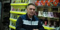Владелец единственной в Кыргызстане компании, которая производит ортопедическую обувь Юрий Котенев