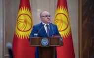 Бывший депутат ЖК Омурбек Текебаев. Архивное фото