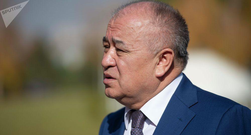Өмүрбек Текебаев. Архив