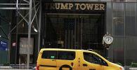 Башня Трампа в Нью-Йорке. Архивное фото