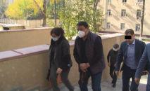 Райымбек Матраимов вместе с супругой Амандой Матраимовой задержан в Бишкеке сотрудниками ГКНБ КР