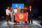 Юные участники из Кыргызстана на международном конкурсе Во весь голос!