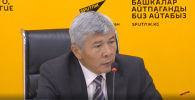 Вице-премьер-министр Максат Мамытканов рассказал об уголовном деле бывшего заместителя председателя Государственной таможенной службы Райымбека Матраимова.