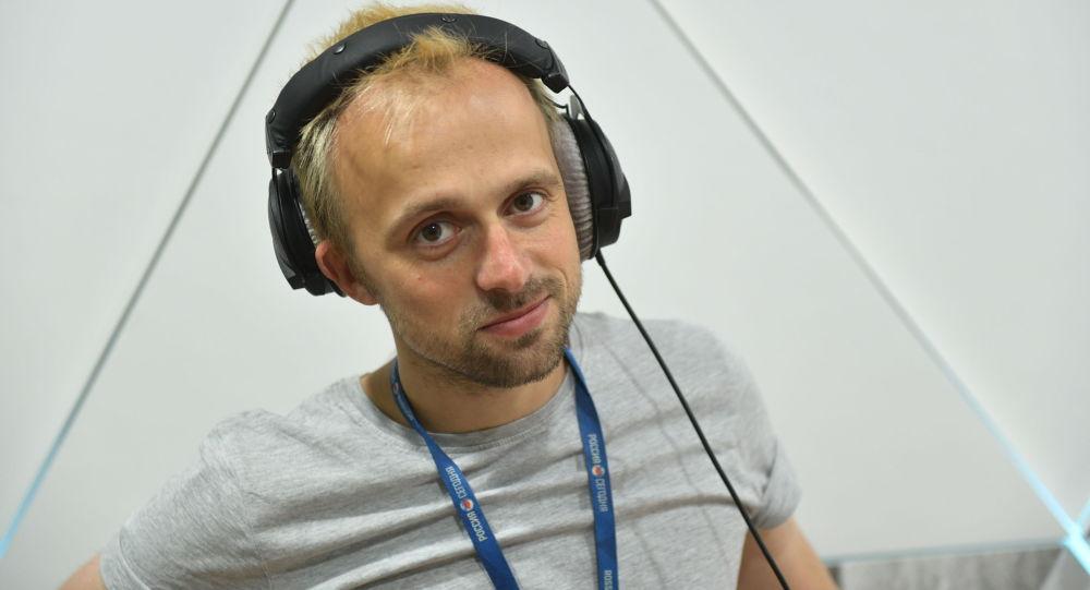 Руководитель центра инновационной журналистики Дирекции новых медиа РИА Новости Иван Громов