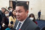 Депутат Талант Мамытов. Архивное фото