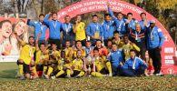 Оштун Алай футболдук клубу 2020-жылдагы Кыргызстандын чемпиону болду
