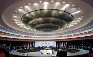 Заседание Межправительственого совета ЕАЭС