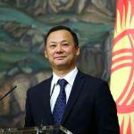 Министр иностранных дел Руслан Казакбаев. Его не было на церемонии принесения присяги, поскольку у него заграничная командировка. Напомним, что в 2011-2012 годах он уже занимал эту должность.