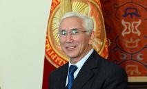 Кыргызстандык режиссёр Артыкпай Сүйүндүковдун архивдик сүрөтү