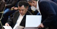 Премьер-министр Садыр Жапаров. Архивдик сүрөт