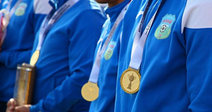 На центральном стадионе города Ош состоялась церемония награждения победителей Кубка Кыргызстана по  футболу – футбольного клуба Алай. 24 октября 2020 года