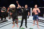 Абу-Дабидеги UFC 254 мелдешинде Хабиб Нурмагомедов америкалык каршылашын Жастин Гэтжини утуп алды