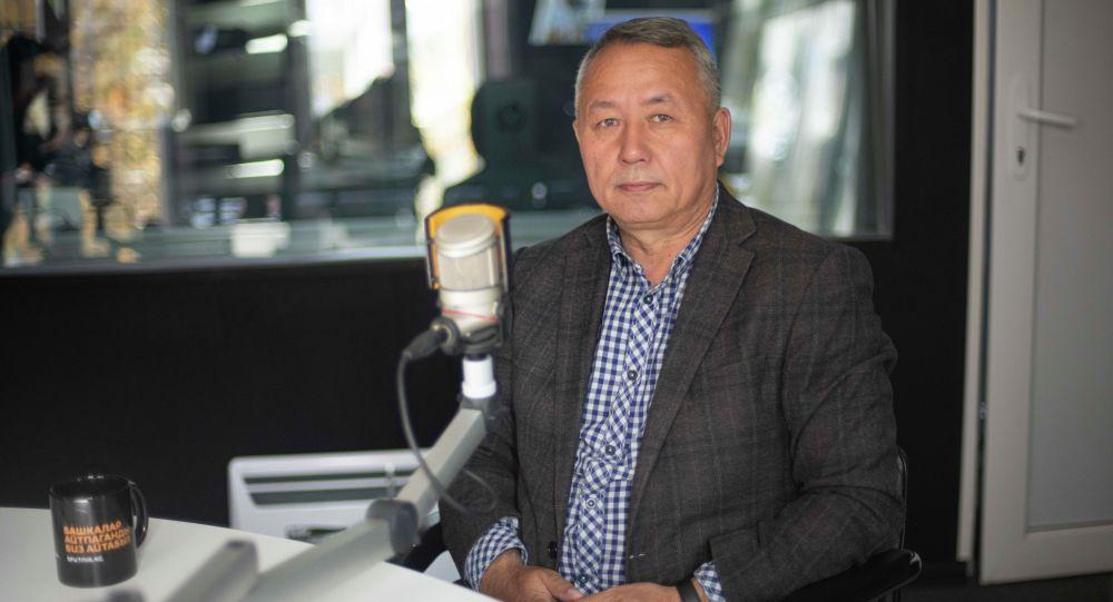 Ветеринар Ашырбай Жусупов