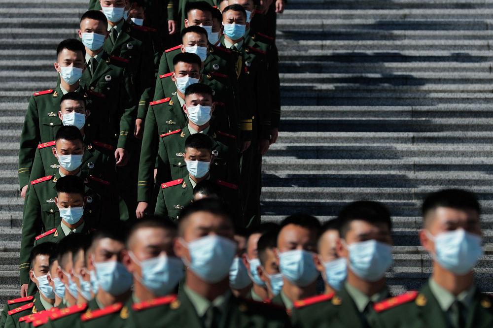 В Китае прошла конференция по случаю 70-летия вступления страны в Корейскую войну