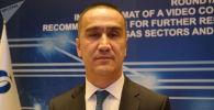 Заместитель министра энергетики Узбекистана Шерзод Ходжаев. Архивное фото