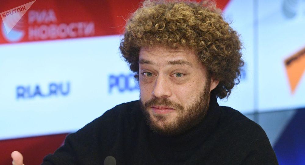 Российский общественный деятель, журналист и видеоблогер Илья Варламов. Архивное фото