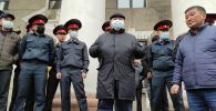 Исполняющий обязанности мэра Бишкека Балбак Тулобаев