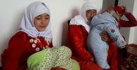 Алайда памирлик кыргыздар жаңы курулган үйлөргө көчүп киришти