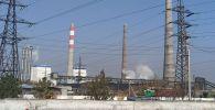 Обстановка на ТЭЦ Бишкек