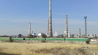 Бишкек шаарында болжол менен 13:10дор чамасында Бишкектин бир топ жерлеринде электр кубаты өчүп калды. ТЭЦте азыр уюлгуган буу чыгып жатат.