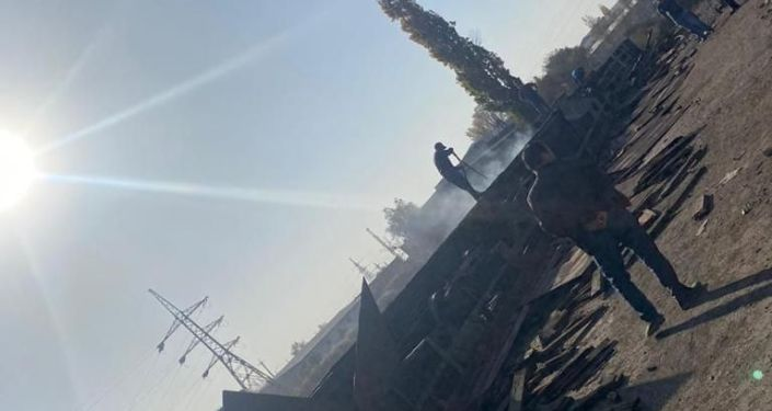 В государственном предприятии НК Кыргыз темир жолу выявили факт распила железнодорожных вагонов