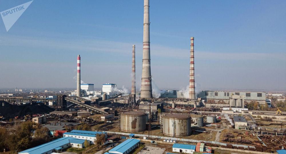 Бишкектеги жылуулук электр борбору (ТЭЦ)