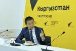 Айыл чарба, тамак-аш өнөр жайы жана мелиорация министри Тилек Токтогазиев