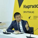 Новый министр сельского хозяйства, пищевой промышленности и мелиорации КР Тилек Токтогазиев